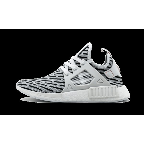 Adidas NMD_XR1 PK Chaussures de Homme Blanche/Roug...