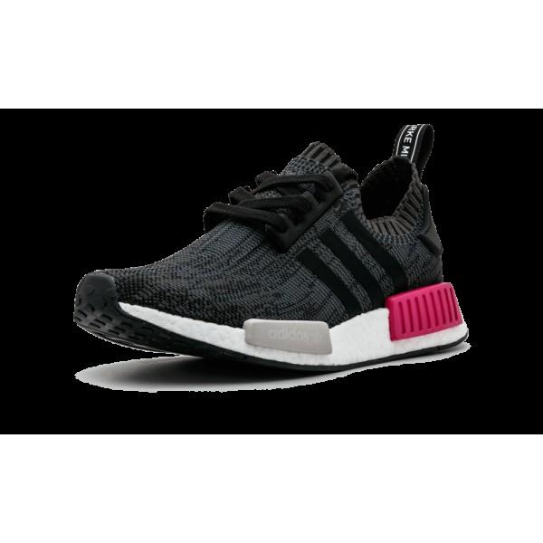 Adidas NMD_R1 Femme PK Noir/Rose BB2364