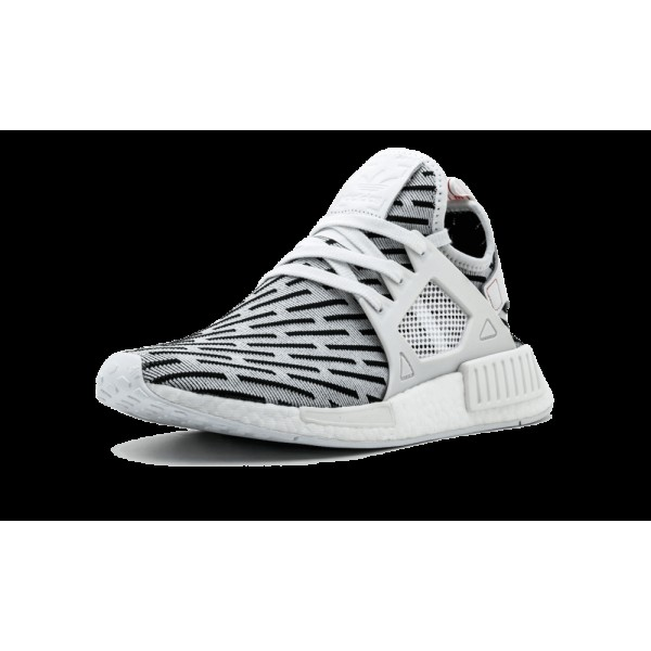 Adidas NMD_XR1 PK Chaussures de Homme Blanche/Rouge BB2911