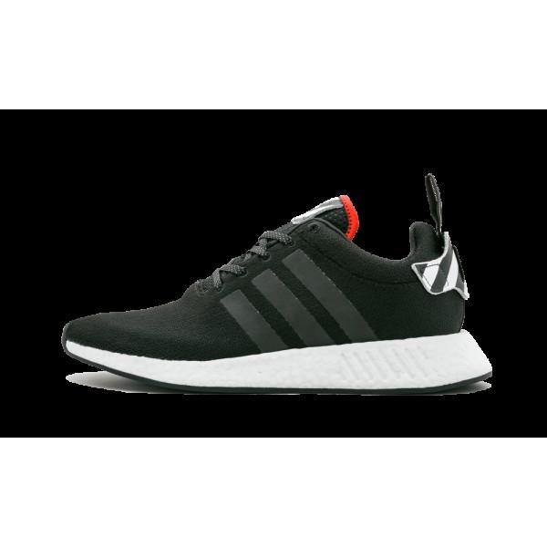 "Adidas NMD R2 ""Hong Kong"" Noir Blanche R..."