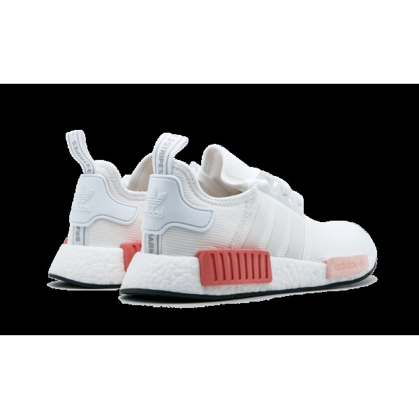 Adidas NMD_R1 Femme Blanche/Icey Rose BY9952