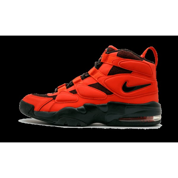 Nike Air Max 2 Uptempo 502962-800 Noir Rouge