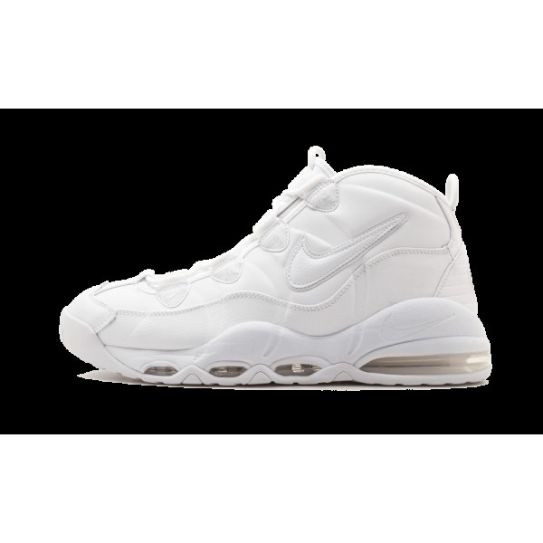 HommeNike Air Max Uptempo 95 Triple Blanche 922935...