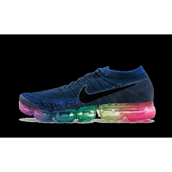 Air Vapormax Flyknit Betrue Deep Royal Bleu 883275...