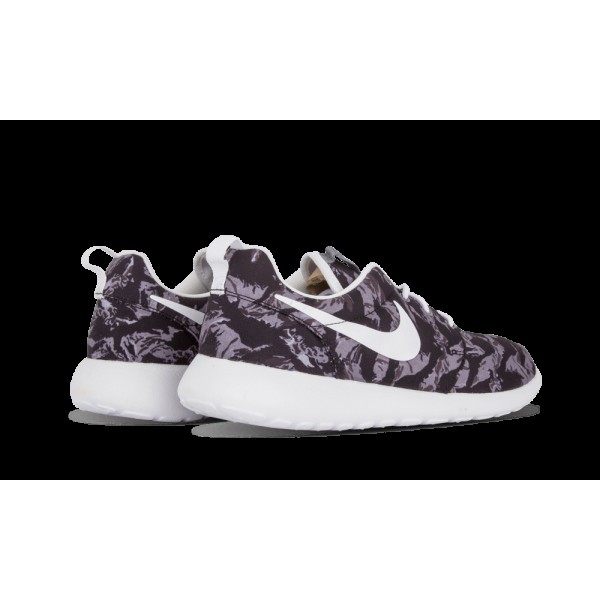 Nike Roshe Run Print Wolf Gris/Blanche 655206-014 DS Limted Gpx Camo