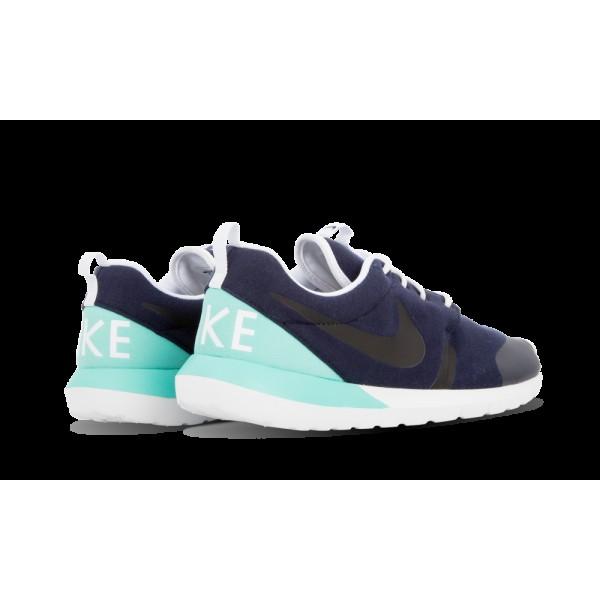 Nike Rosherun NM W SP Tech Fleece Obsidian Bleu 652804-403