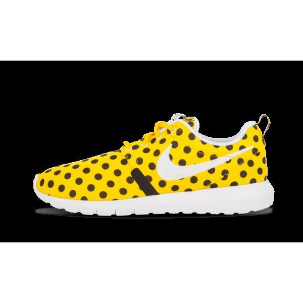 Nike Roshe NM QS Varsity Maize/Blanche/Noir 810857...
