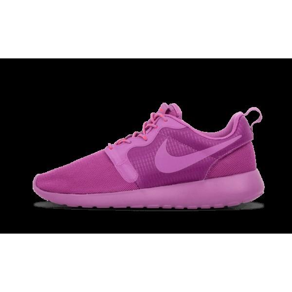 Nike Femme Rosherun HYP Violet Shade/Laser Crimson...