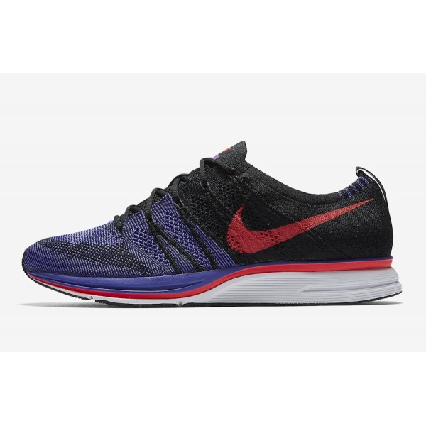 Nike Flyknit Trainer Noir Persian Violet Chaussure...