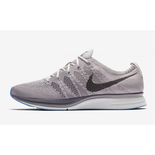 Nike Flyknit Trainer Atmosphere Gris Chaussures AH...