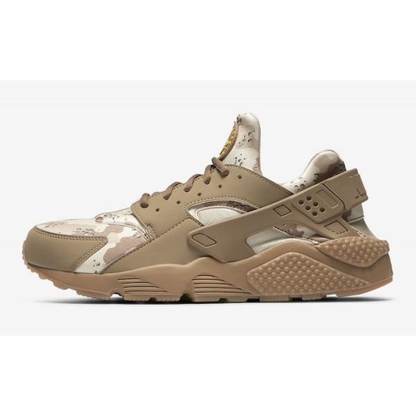 Nike Air Huarache Desert Ochre Canteen Chaussures ...