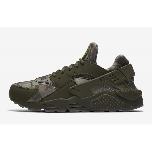 Nike Air Huarache Cargo Khaki Sequoia Chaussures H...