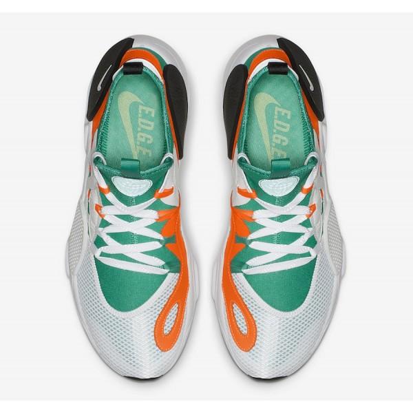 Nike Air Huarache E.D.G.E Blanche Clear Emerald Chaussures Homme BQ5206-100
