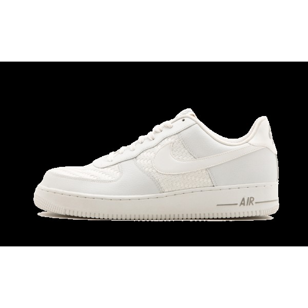 Nike Air Force 1 07 Lv8 718152-105 Summit Blanche ...