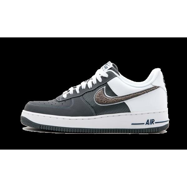 Nike Air Force 1 488298-026 Stealth Gris foncé Ch...