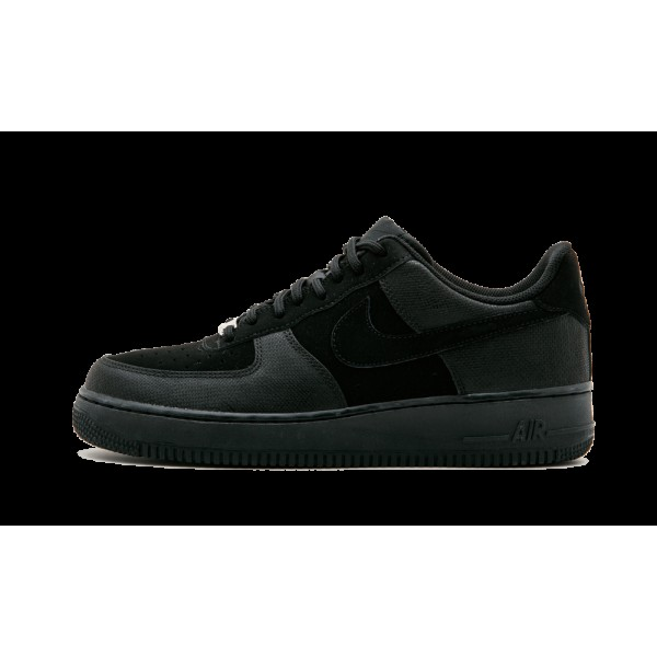 488298-020 Homme Nike Air Force 1 Low Noir Scuff P...