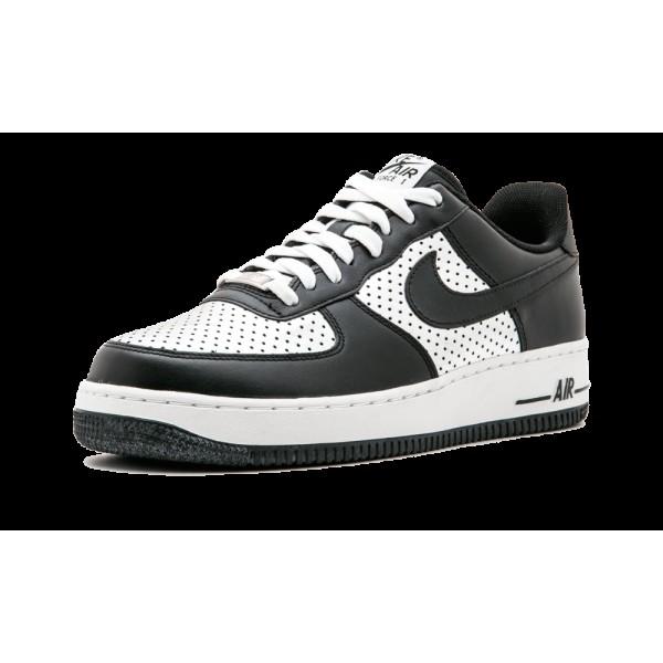 Nike Air Force 1 Low Noir/Argent Chaussures de Homme 315122-008