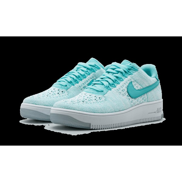 Chaussures de Femme Nike Air Force 1 Flyknit Low 820256-300