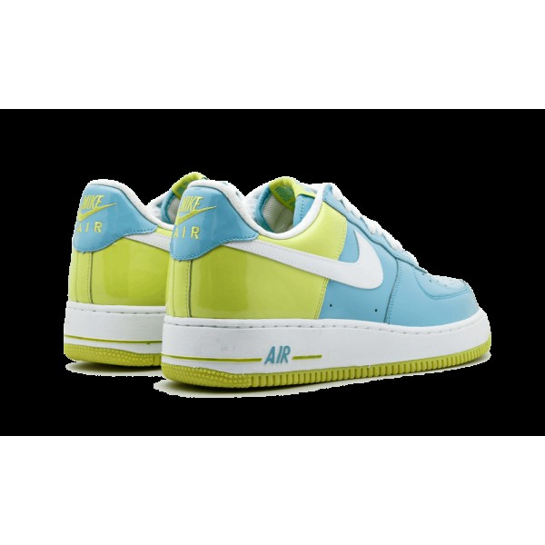 "Homme Nike Air Force 1 Premium ""Pixie"" 312945-412 Owned Multicolor"