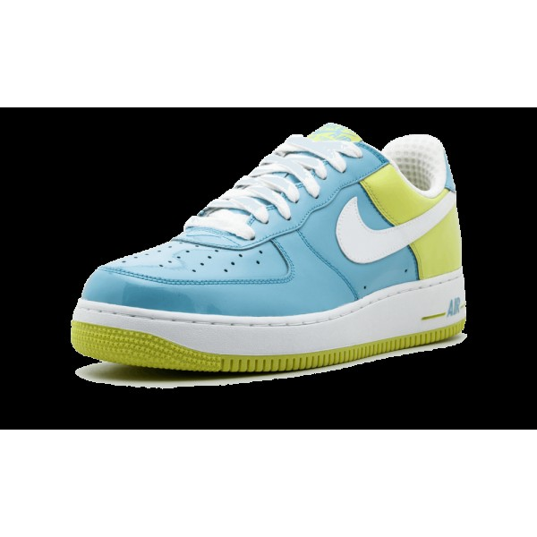 """Homme Nike Air Force 1 Premium """"Pixie"""" 312945-412 Owned Multicolor"""