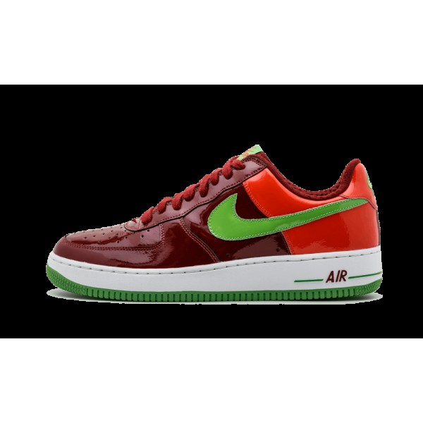 Nike Air Force 1 Premium Watermelon Kiwis Homme 31...