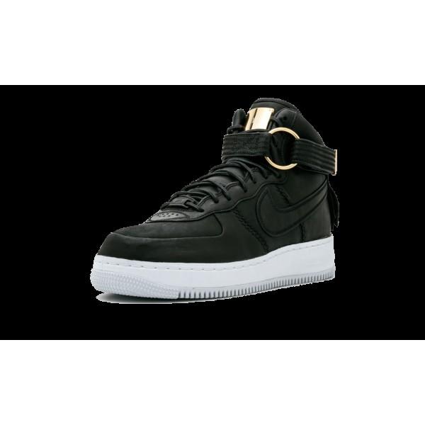 Nike AF1 CMFT Lux High Noir/Blanche 857667-73744